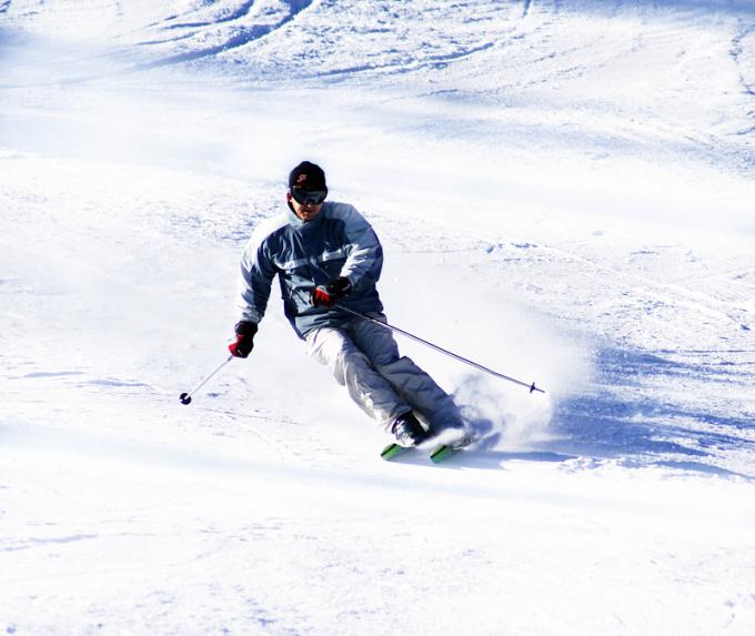 Как выбрать горные лыжи по росту