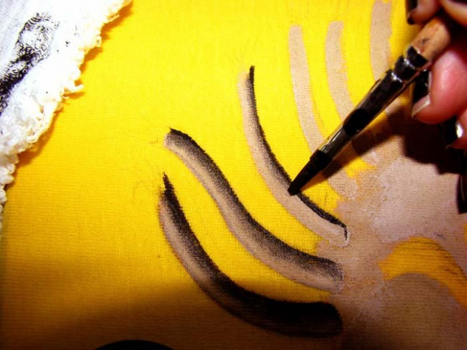 How to paint with acrylic