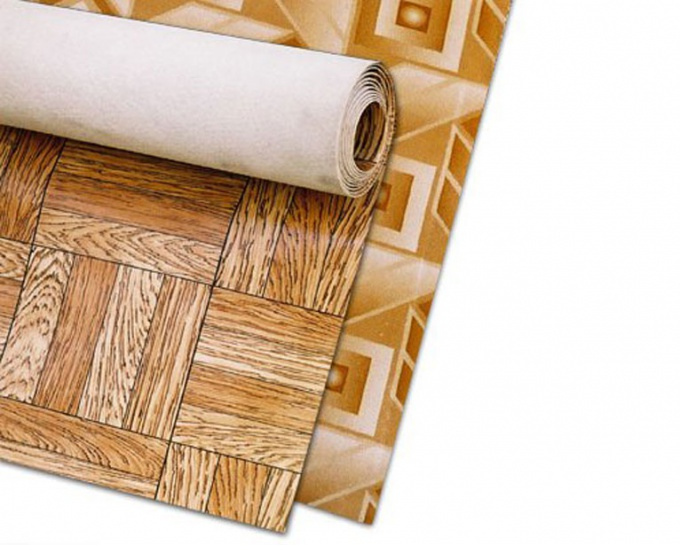 How to lay linoleum