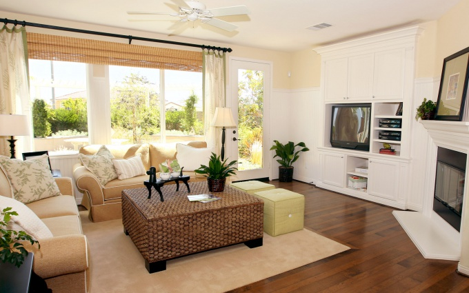 Как поставить мебель