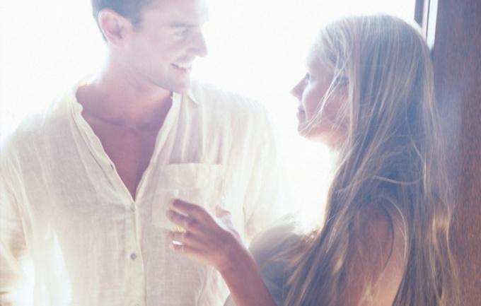 Дружба между мужчиной и женщиной часто перерастает в любовь.