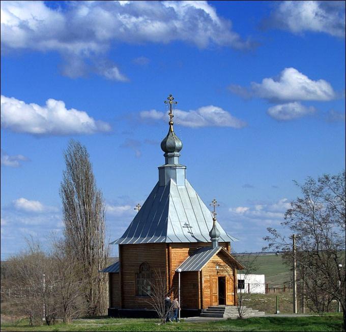 церковь всегда считалась местом, где человек может напрямую поговорить с Богом