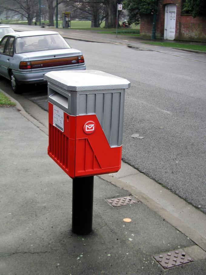 Почтовые отделения есть во всех районах города.