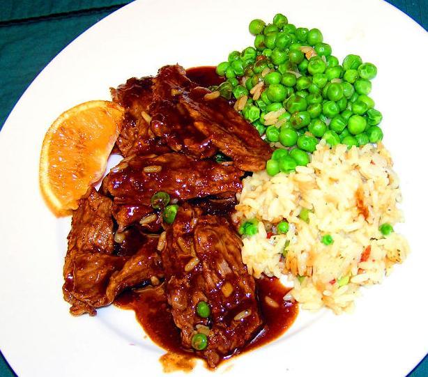Как потушить мясо