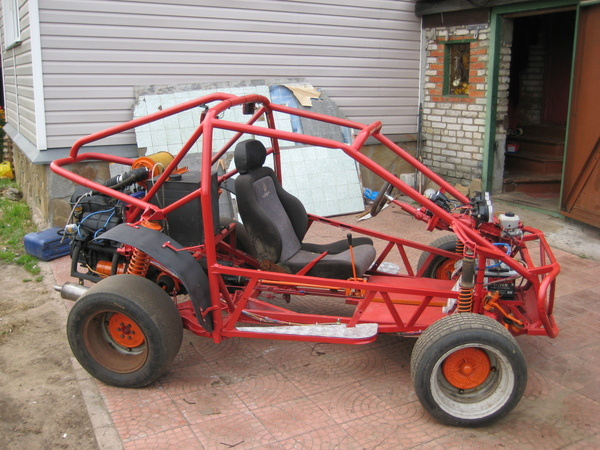 How to make a buggy
