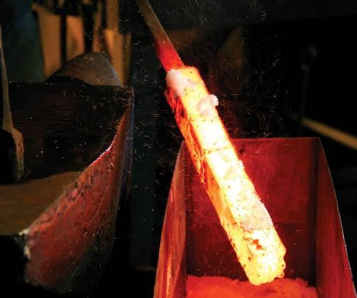 Как закалить сталь