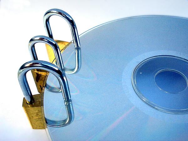 Как скопировать защищённый диск