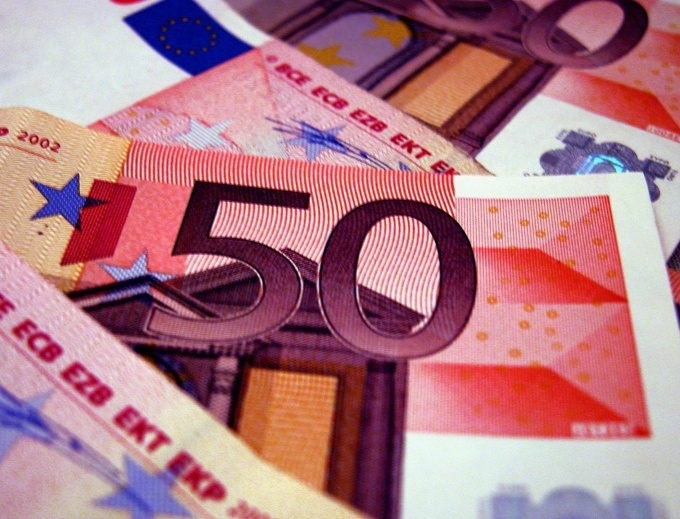 Transfers are most often carried out in dollars or euros