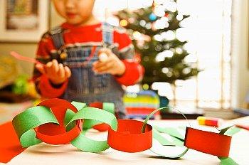 Как встретить новый год с <b>ребенком</b>