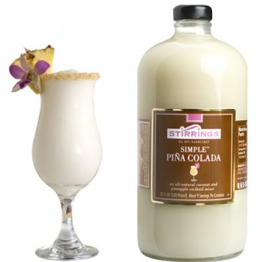 "How to drink cocktail ""Pina colada"""