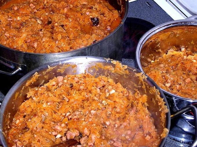 В Польше жареная капуста считается национальным блюдом