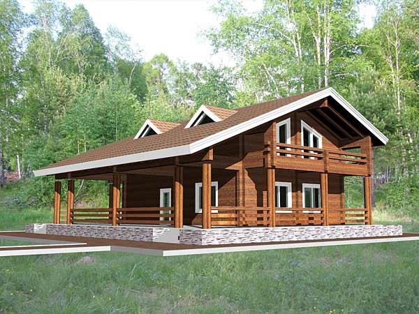 Как построить дешевый дом
