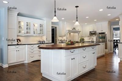 Цвет заказываемой вами мебели во многом зависит от освещения помещения