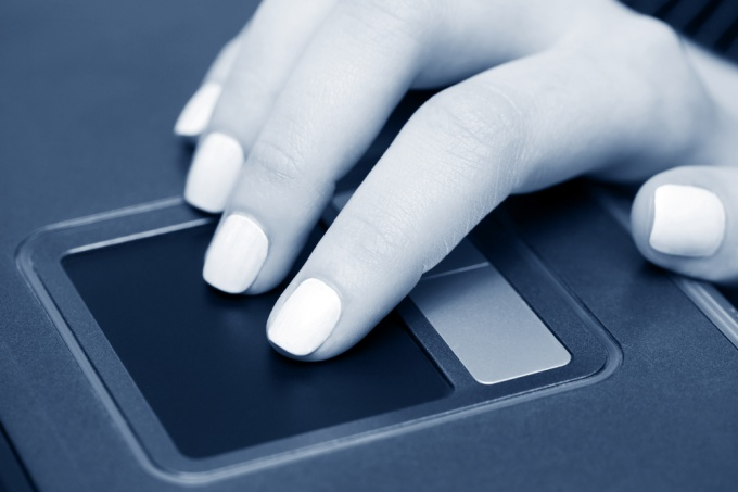 How to enable touchpad on laptop
