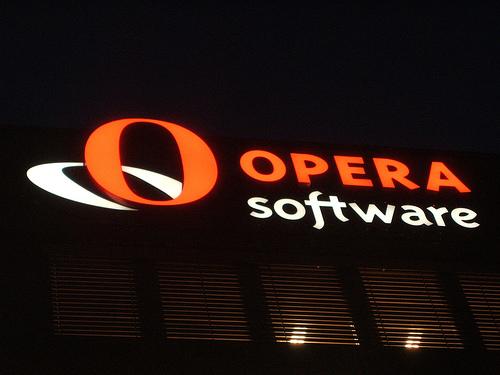 Как изменить язык в опере