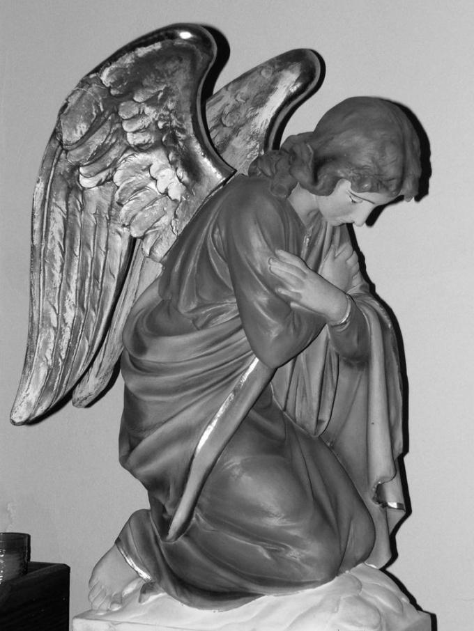 Ангел-хранитель слышит ваши мысли