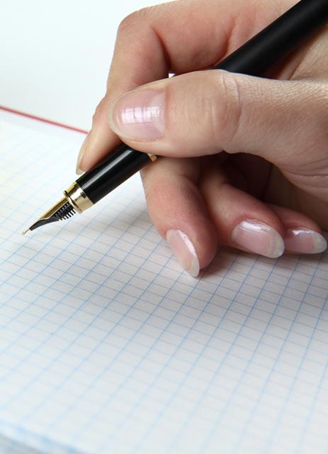 Как написать рассуждение
