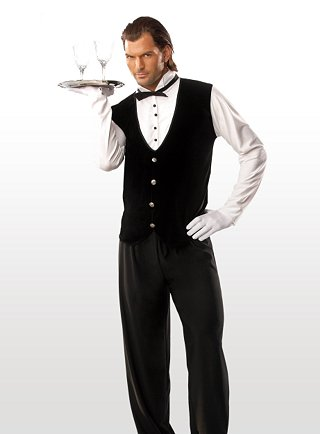 How to be a waiter