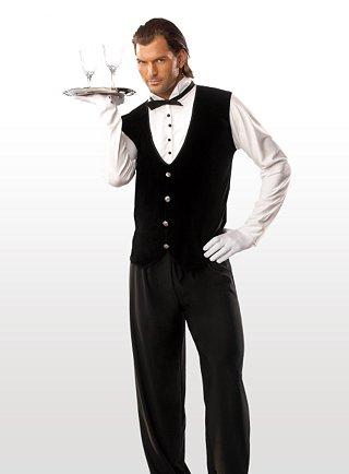 Как быть официантом