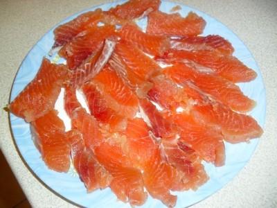 How to salt salmon