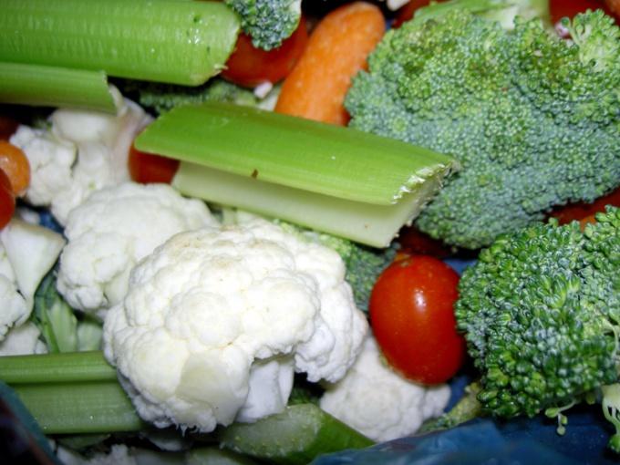 Замороженные овощи - прекрасный способ сохранить богатый урожай свежим
