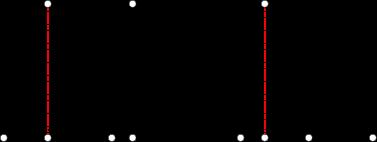 Для разных треугольников высота может прокладываться по-разному