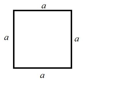 Как найти периметр четырёхугольника