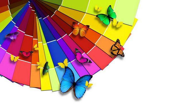 Как изменить свою фотографию цветом