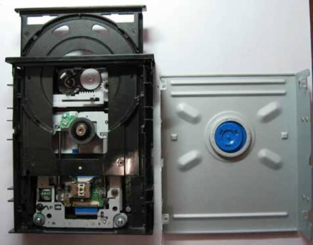 Как почистить дисковод
