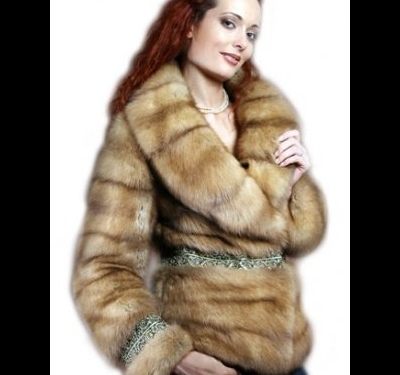 How to clean a mink fur coat at home