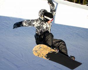 Как поставить крепления на сноуборд