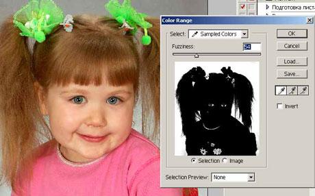 Как вырезать себя из фона в фотошопе
