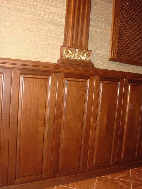 Монтаж стеновыз панелей - занятие нетрудное. А результат выше всяческих похвал