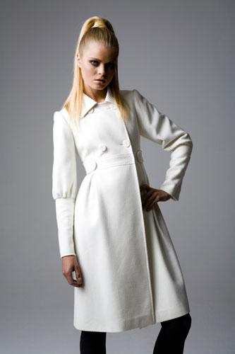 Главное, чтобы пальто идеально сидело по фигуре