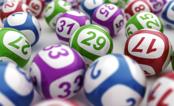 В игре в лотерею нет системы, выигрыш - лишь дело случая