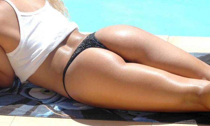 У большинства женщин жировые отложения скапливаются именно в ногах.