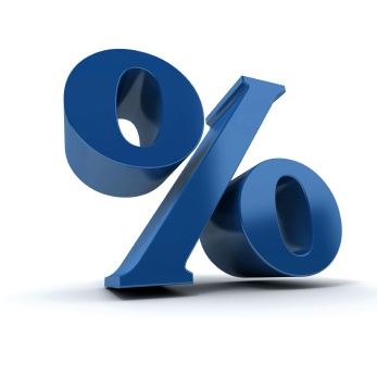 How to calculate percentage of number