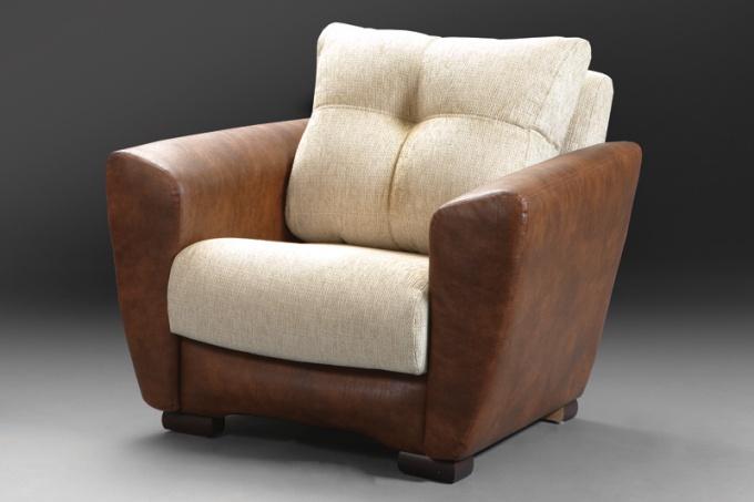 Кресло - источник домашнего уюта