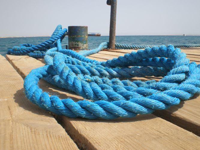 Знаете ли вы, что существует несколько десятков морских узлов?