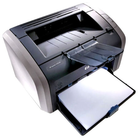 Как вставить бумагу