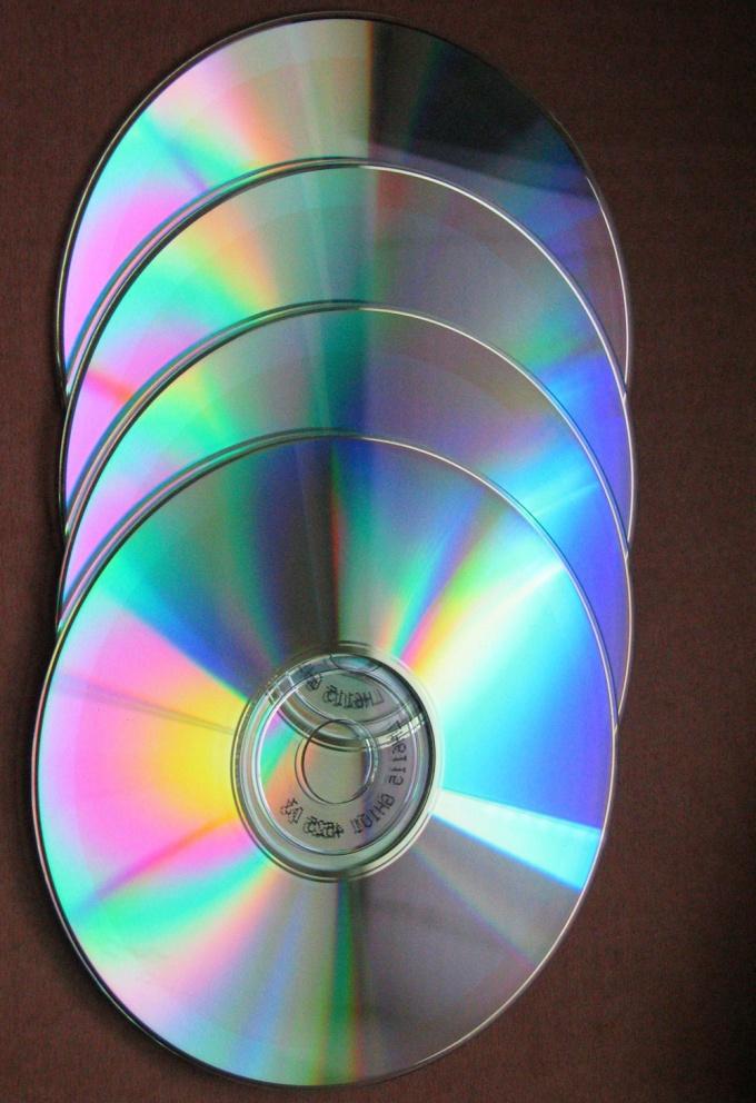 Как записать dvd