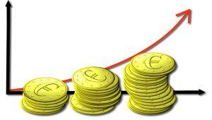 Найти среднегодовой рост дохода - типичная экономическая задача