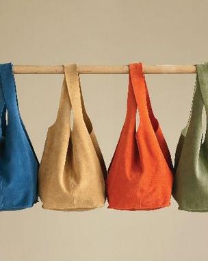 Как сшить сумку из кожи