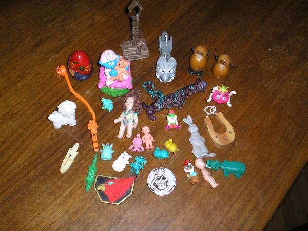 мини-игрушки