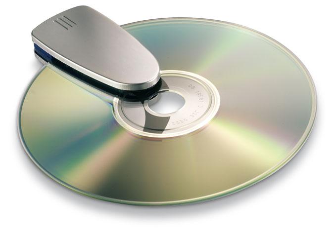 Как восстановить поцарапанный диск?
