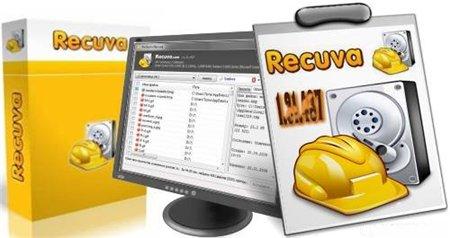 Recuva быстро вернет удаленные файлы