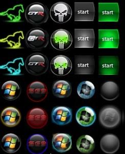 Вид кнопки «Пуск» можно легко изменить с помощью небольшой программки
