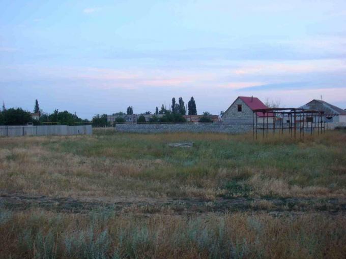 Как купить участок земли