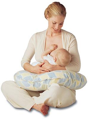 Как кормить грудных детей