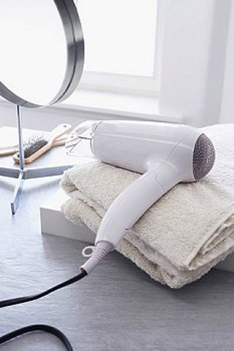 Как высушить волосы